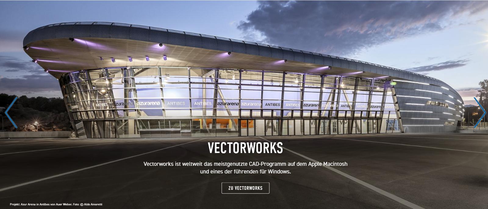 Vectorworks und EDV&CAD